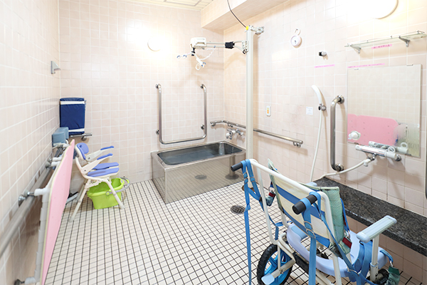 入浴設備の写真